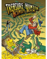 Treasure Hunter Activity Book.