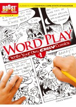 BOOST Word Play: Write Your Own Crazy Comics #1