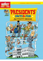 BOOST Presidents Facts and Fun: Activity Book