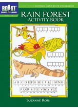 BOOST Rain Forest Activity Book