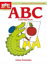 BOOST ABC Coloring Book.