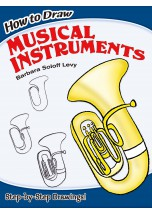 How to Draw Musical Instruments.